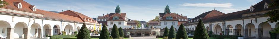 Ferienwohnungen in Bad Nauheim