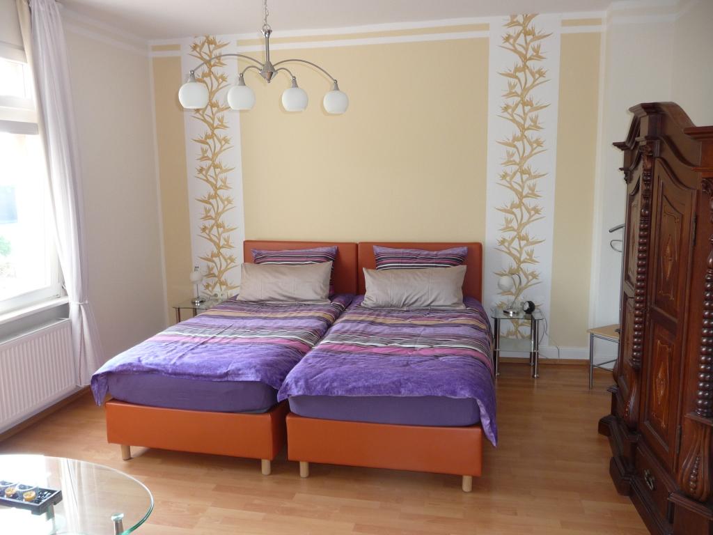 Schlafzimmer vorn